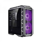 COOLER MASTER MASTERCASE H500P MESH (E-ATX) MID TOWER CABINET - WITH TEMPERED GLASS SIDE PANEL AND RGB CONTROLLER (GUN METAL) - MCM-H500P-MGNN-S10