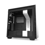 NZXT H Series H710i Matte White Tempered Glass ATX Mid Tower Case CA-H710i-W1