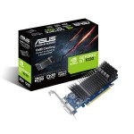 ASUS GeForce GT 1030 2GB GDDR5 Graphics Card - GT1030-SL-2G-BRK