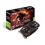 ASUS Cerberus GeForce GTX 1050 Ti 4GB OC Edition GDDR5 Gaming Graphics Card - CERBERUS-GTX1050TI-O4G