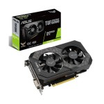 ASUS TUF Gaming GeForce GTX 1650 SUPER Overclocked 4GB GDDR6 Edition HDMI DP DVI Gaming Graphics Card - TUF-GTX1650S-O4G-GAMING