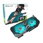 GALAX GeForce RTX 3060 Ti 8GB GDDR6 EX Black (1-Click OC) Graphics Card - 36ISL6MD1WGG