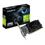 GIGABYTE GeForce GT 710 DirectX 12 GV-N710D5-2GL 2GB 64-Bit DDR5 PCI Express 2.0 x8 Low Profile Graphic Card