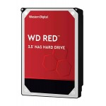Western Digital 6TB Red NAS Hard Disk Drive - 5400 RPM Class SATA 6Gb/s 64MB Cache 3.5 Inch - WD60EFRX