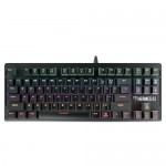 Gamdias GD-HERMES E2 Wired USB 7 Color Mechanical Gaming Keyboard