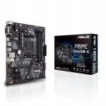 ASUS Prime B550M-A AMD AM4 microATX Motherboard
