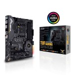 ASUS TUF GAMING X570-Plus AM4 ATX AMD Motherboard