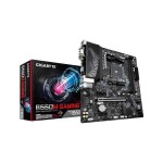 GIGABYTE B550M Gaming AM4 AMD B550 SATA 6Gb/s Micro ATX AMD Motherboard
