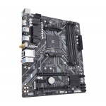 GIGABYTE B450M DS3H WIFI AM4 AMD B450 SATA 6Gb/s Micro ATX AMD Motherboard