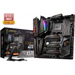 MSI MEG X570 ACE Gaming Motherboard AMD AM4 SATA 6Gb/s M.2 USB 3.2 Gen 2 Wi-Fi 6 ATX