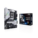 ASUS PRIME Z490-A LGA 1200 (Intel 10th Gen) Intel Z490 SATA 6Gb/s, Dual M.2, Intel 2.5Gb Ethernet, USB 3.2 Front Panel Type-C, Thunderbolt 3 Support ATX Intel Motherboard