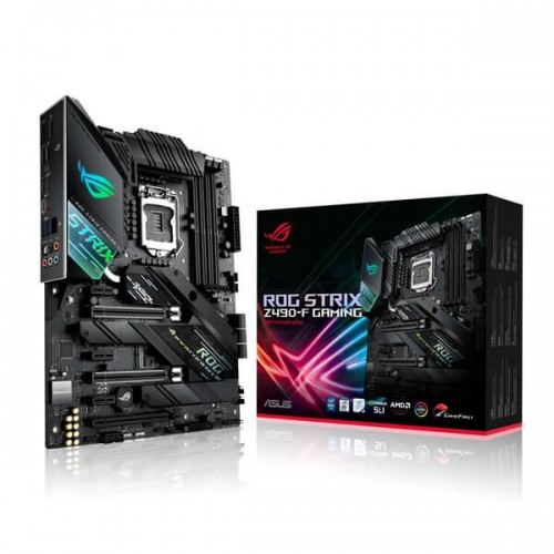 ASUS ROG STRIX Z490-F GAMING INTEL MOTHERBOARD