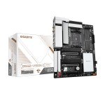 GIGABYTE B550 VISION D AM4 AMD B550 ATX with Dual M.2, SATA 6Gb/s, USB 3.2 Type-C with Thunderbolt 3, WIFI 6, Dual Intel GbE LAN, PCIe 4.0 Motherboard