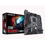 GIGABYTE Z390 M GAMING LGA 1151 (300 Series) Intel Z390 HDMI SATA 6Gb/s USB 3.1 Micro ATX Intel Motherboard