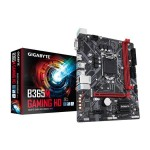 GIGABYTE B365M Gaming HD LGA 1151 (300 Series) Intel B365 SATA 6Gb/s Micro ATX Intel Motherboard