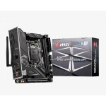 MSI MPG B460I GAMING EDGE WIFI LGA 1200 Intel B460 SATA 6Gb/s Mini ITX Intel Motherboard