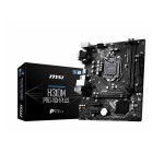 MSI H310M PRO-VDH PLUS LGA 1151 (300 Series) Intel H310 HDMI SATA 6Gb/s USB 3.1 Micro ATX Intel Motherboard