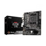 MSI A520M-A PRO AM4 AMD A520 SATA 6Gb/s Micro ATX AMD Motherboard