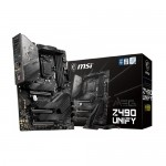MSI MEG Z490 UNIFY LGA 1200 Intel Z490 SATA 6Gb/s ATX Intel Motherboard