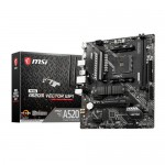 MSI MAG A520M VECTOR WIFI AM4 AMD A520 SATA 6Gb/s Micro ATX AMD Motherboard