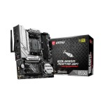 MSI MAG B550M MORTAR WIFI AM4 AMD B550 SATA 6Gb/s Micro ATX AMD Motherboard