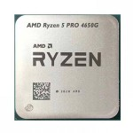 AMD Ryzen 5 PRO 4650G 3.7GHz 6 Cores-12 Threads Desktop Processor (OEM  Processor with Ryzen Cooler)