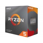 AMD RYZEN 5 3500X 6-Core 3.6 GHz (4.1 GHz Turbo) Socket AM4 65W Desktop Processor - 100-100000158CBX