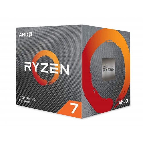 AMD RYZEN 7 3700X 8-Core 3.6 GHz (4.4 GHz Max Boost) Socket AM4 65W Desktop Processor - 100-100000071BOX