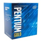 Intel Pentium Gold G6400 Dual-Core 4.0 GHz LGA 1200 58W Desktop Processor Intel UHD Graphics 610 - BX80701G6400