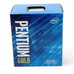 Intel Pentium Gold G5420 Coffee Lake Dual-Core, 4-Thread, 3.8 GHz LGA 1151 (300 Series) 54W BX80684G5420 Desktop Processor
