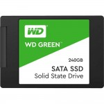 "Western Digital Green 240GB PC SSD - SATA III 6Gb/s 2.5""/7mm Solid State Drive - WDS240G2G0A"