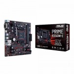 Asus PRIME-B350M-E 7th Gen AMD AM4 Socket USB 3.1 AMD Motherboard