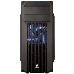 Corsair Carbide Series SPEC-02 Blue LED Mid-Tower Gaming Case