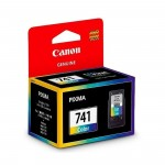 Canon CL-741 inkjet Cartridge (Color) - 100% Original