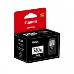 Canon PG-740XL Ink Cartridge (Black) - 100% Original