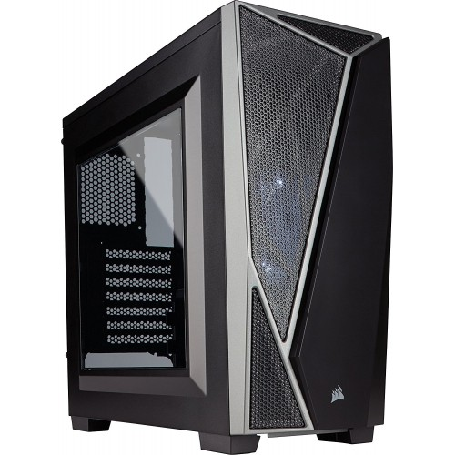 Corsair Carbide SPEC-04 Black/Grey Mid-Tower Gaming Computer Case