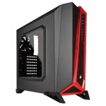 Corsair Carbide Series Black/Red SPEC-ALPHA ATX Mid-Tower Gaming Case