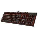 GIGABYTE FORCE K85 Red Mechnical RGB Gaming Keyboard - GK-FORCE K85