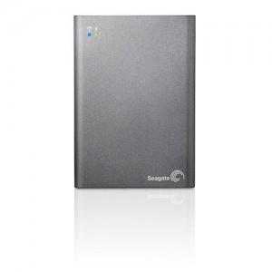 Seagate Wireless Plus 1TB Portable External Hard Drive for Mobile STCK1000300