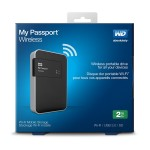 Western Digital 2TB My Passport Wireless Wi-Fi Portable External Hard Drive