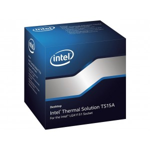 Intel Thermal Solution Air BXTS15A Cooling Fan & Heatsink