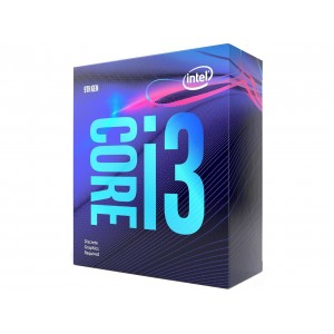 Intel Core i3 9100F Coffee Lake 4-Core 3.6 GHz (4.2 GHz Turbo) LGA 1151 (300 Series) 65W BX80684i39100F Desktop Processor