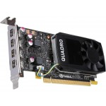 PNY Quadro P1000 4GB 128-bit GDDR5 Low Profile Graphic Card