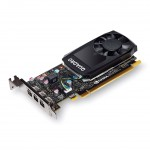 PNY Quadro P400 2GB 64-bit GDDR5 Low Profile Graphic Card