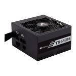 CORSAIR TX-M Series TX650M 650W 80 PLUS GOLD Certified Semi-Modular Power Supply