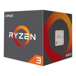 AMD RYZEN 3 1300X 4-Core 3.5 GHz Socket AM4 Desktop Processor - YD130XBBAEBOX