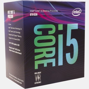 Intel Core i5 8400 Coffee Lake 6-Core 2.8 GHz LGA 1151 Desktop Processor