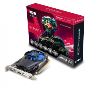 Sapphire Radeon R7 250 2GB 128-Bit DDR5 With Boost GRAPHIC CARD (11215-20-41G)