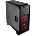 Corsair Graphite Series 760T Black ATX Full Tower Windowed Gaming Case - CC-9011073-WW